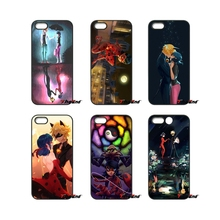 For Xiaomi Redmi Note 2 3 3S 4 Pro Mi3 Mi4i Mi4C Mi5S MAX iPod Touch 4 5 6 miraculous ladybug Cartoon Anime Movie Phone Case