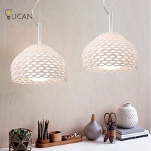 LICAN Modern Pendant Lights Italian designer creative pendant lamps Suspension pendant lighting fixtures lamp For Living room(China)