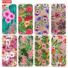 Case For iPhone 4s 7 X 6S 6 5S 8 7Plus 6 Plus 8 Plus Hard PC Case Mobile Phone Shell Flowers Patterned Abstract Vintage Style(China)