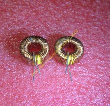 20pcs/lot naked 330UH 3A Toroidal inductor winding inductance magnetic ring inductance (lm2596 dedicated) IC