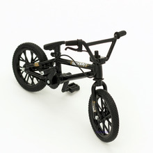 Mini finger bike toys bmx flick trix model adult children kids boys funny gadgets(China)