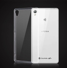 Crystal Case Transparent Clear For Sony Xperia  Z Z1 Z2 Z3 Z3 Z4 Z5 Compact M2 M4 M5 T2 T3 C3 E3 X XA XZ E5 E4 Soft TPU Cover