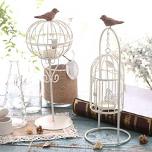 Bronze Wedding Decoration Metal Candleholder Lantern Candle Wedding Crystal Wedding Centerpieces Lead Candlestick QQX172