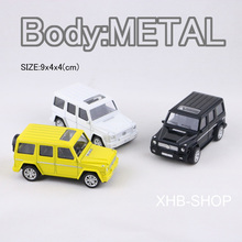 AMG G65 Diecast Metal Car Toys 1:32 Scale Pull Back Simulation Alloy Cars Acousto-optic Auto Model Collection Cars Toys