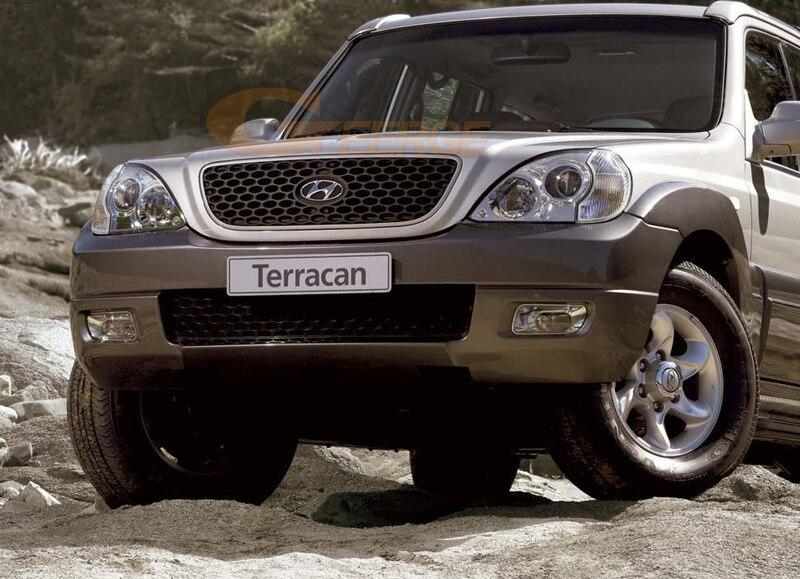 ccfl angel eyes Hyundai Terracan 2001-2007(1)