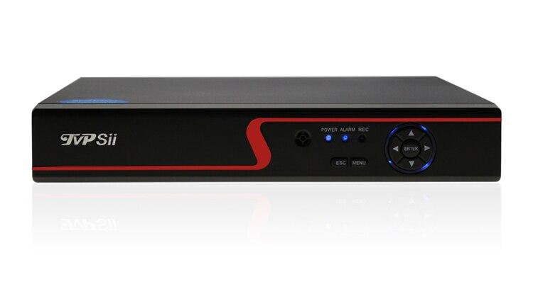 Red Panel Xmeye 1080N 16CH 8CH 6 in 1 WIFI Coaxial Hybrid XVI TVi CVI NVR AHD CCTV DVR Surveillance Video Recorder  picture 03