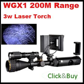 WGX1 200M Range