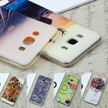 Pattern Animal Cell Phone Case For Samsung Galaxy A3 A5 A7 J3 J5 J7 2016 S5 S6 S7 Edge Soft TPU Cases Capa Fundas Housing