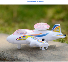 Lighting Airbus Pull Luminous Glow Airplane Aircraft Twinkle Children Toy Plane Simulation Toy Model Back Friction aircraft