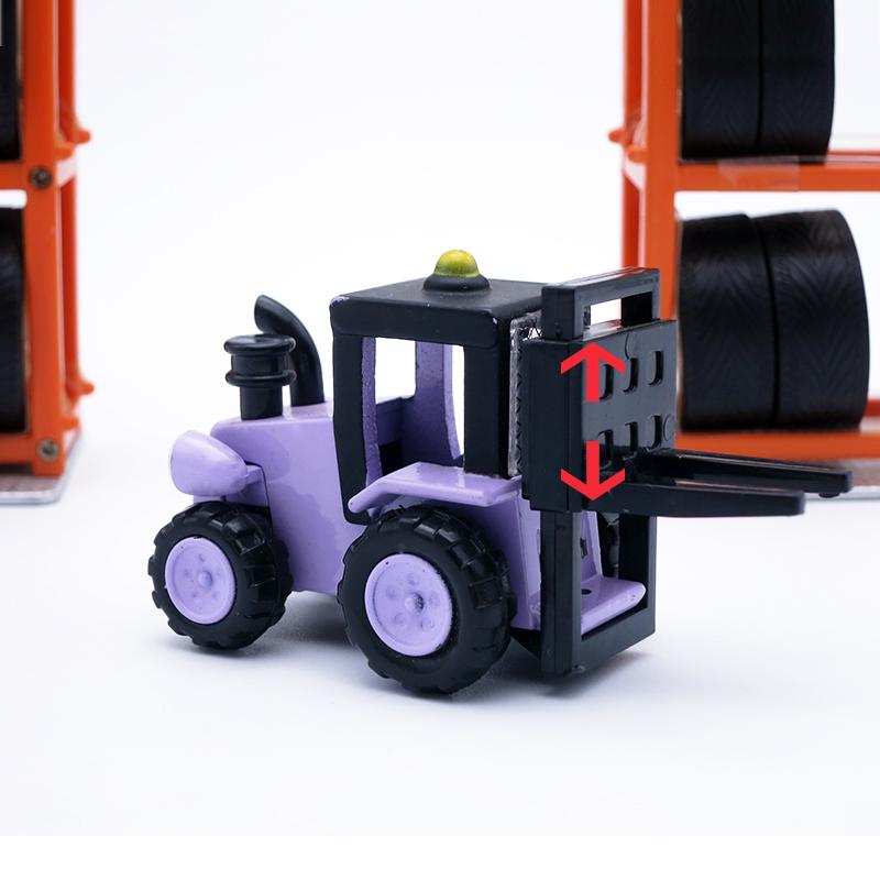 bob the builder Diecast Trix Forklift2