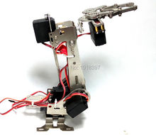 5 DOF manipulator. Vigorously working robot. abb industrial robot arm. Video presentation. Free fast shipping