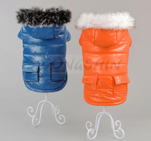 Fashion Waterproof dog clothes Costume Best quality warm dog coat jacket pet dog clothing Yorkshire Chihuahua pet cat clothes