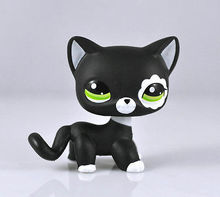 Pet Short Hair Cat Animal child girl boy figure loose cute LP835