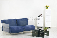 Living Room Furniture Minimalist Modern Sectional Sofa TWO SEAT Pop sofa(China)