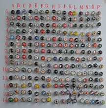 for VIP 1100sets=4400pcs valve caps model A dust caps many logos