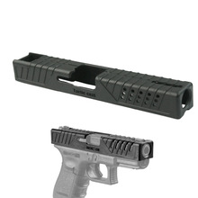 NEW Upgrade Tactical Skin Polymer Slide Cover for Pistol Glock Hunting Accessories