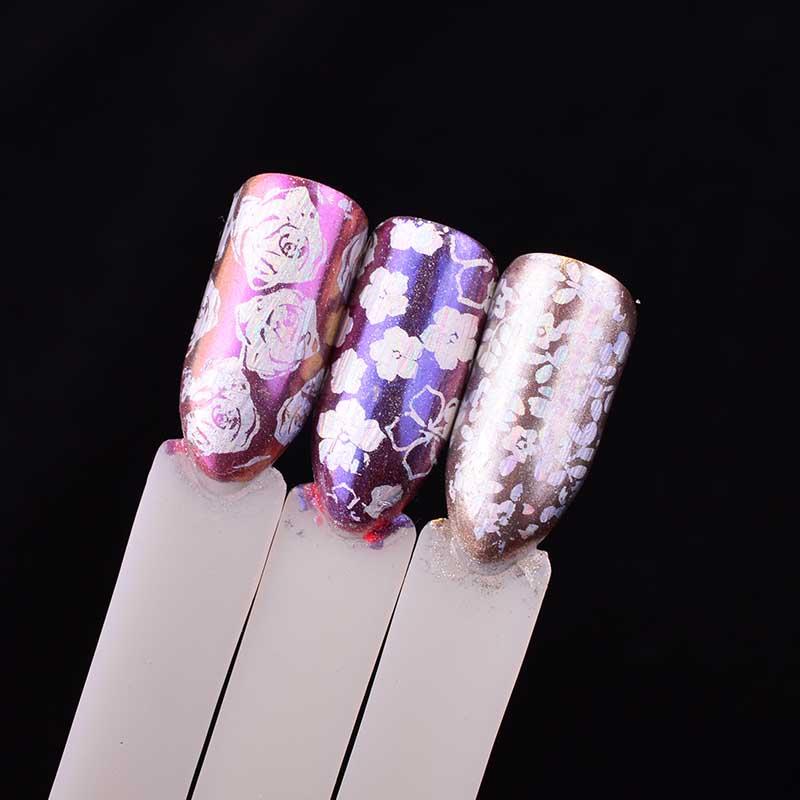 nail transfer foils