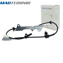 Free Shipping Right Side Rear Wheel Speed ABS Sensor 27540AJ04A SU14216 For Subaru Outback 2011(China)