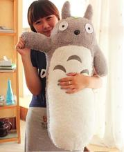 1Pcs 60cm Lovely Totoro Plush Toys Soft Pillow large Cusion Gifts My Neighbor TOTORO Plush Doll Gifts for Children