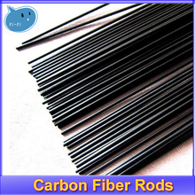 16pcs/lot New Carbon Fiber Rods for RC Plane DIY tool wing tube Quadcopter arm 1mm 1.5mm 2.0mm 3mm (500mm length) Wholesale(China)