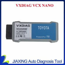 Hot sale WIFI Version VXDIAG VCX NANO for TOYOTA TIS Techstream V10.10.018 Compatible with SAE J2534