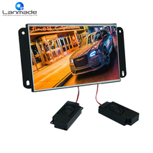 7 inch USB SD card open frame CE FCC RoHS LCD display digital signage player(China)