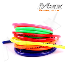 5pcs/Lot High quality colourful Universal Rubber Motorcross Fuel Hose Tube oil pipeline different colours available