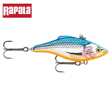 Rapala Brand RNR05 VIB Fishing Lure 50mm 11g Artificial Bait With VMC Black Nickel Hooks Long-Casting Fishing Sinking Lure