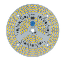 Dimmable led pcb module 25w 30w 40w 60w led bulb 100W  led high bay light integrated Driver 5730 assembly led Ceiling down light