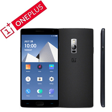 "New Original Oneplus 2 One Plus Two 4G LTE Phone Android 5.1 Snapdragon810 5.5"" FHD 4G RAM 64G ROM 13Mp Fingerprint One Plus 2(China)"