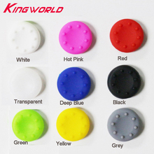 100pcs Silicone Controller Analog Grip Thumb Sticker Cover For Xbox one 360 For Sony PS4 for PS2 PS3 Thumb Stick Cap