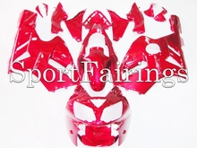 Fairings Kawasaki ZX12R ZX-12R Year 02-06 2002 2004 2005 2006 Sportbike ABS Motorcycle Full Fairing Kit Bodywork Cowling Red