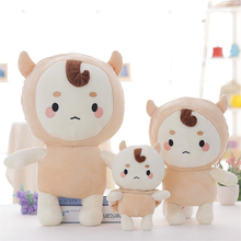 2017 New Korea 6 Styles Guardian The Lonely and Great God Stuffed Plush Toys Boglegel Plush Dolls Cute Ghosts Doll Kids Baby Toy