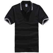 Brand Polo Shirt Men Casual short sleeve polo shirts Camisa Masculina Homme Camisetas Plus Size 3XL Polos Clothing