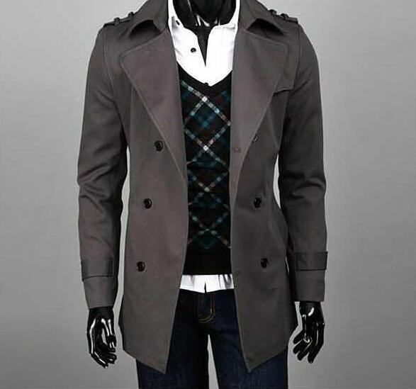 Online Buy Wholesale trench coats for tall men from China trench ...