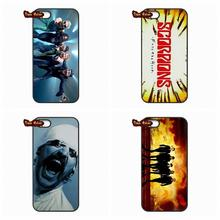 For iPhone 4 4S 5S 5 5C 6 6S Plus Samsung Galaxy S3 S4 S5 MINI S6 Plus LG G2 G3 G4 Scorpions Heavy metal band Phone Cover Case