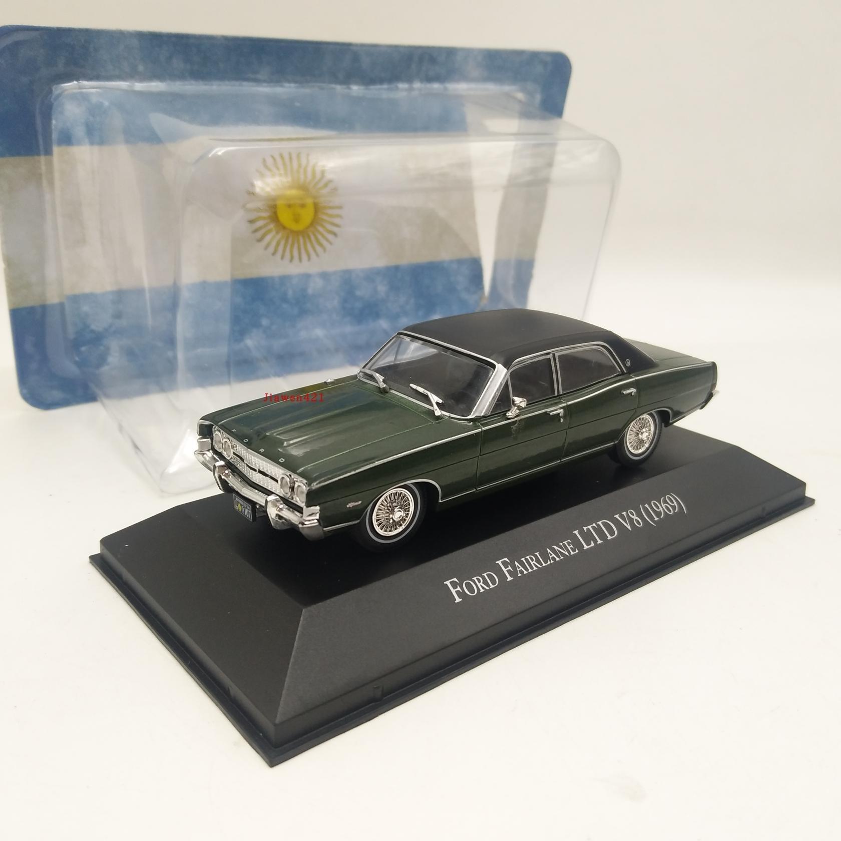 IXO Altaya 1:43 Dodge Polara RT 1974 Diecast Models Limited Edition Collection
