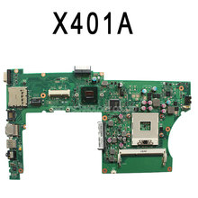 For ASUS X401A X501A X301A REV2.0 laptop motherboard HM76 SLJ8E tested Ok and Top quality in stock
