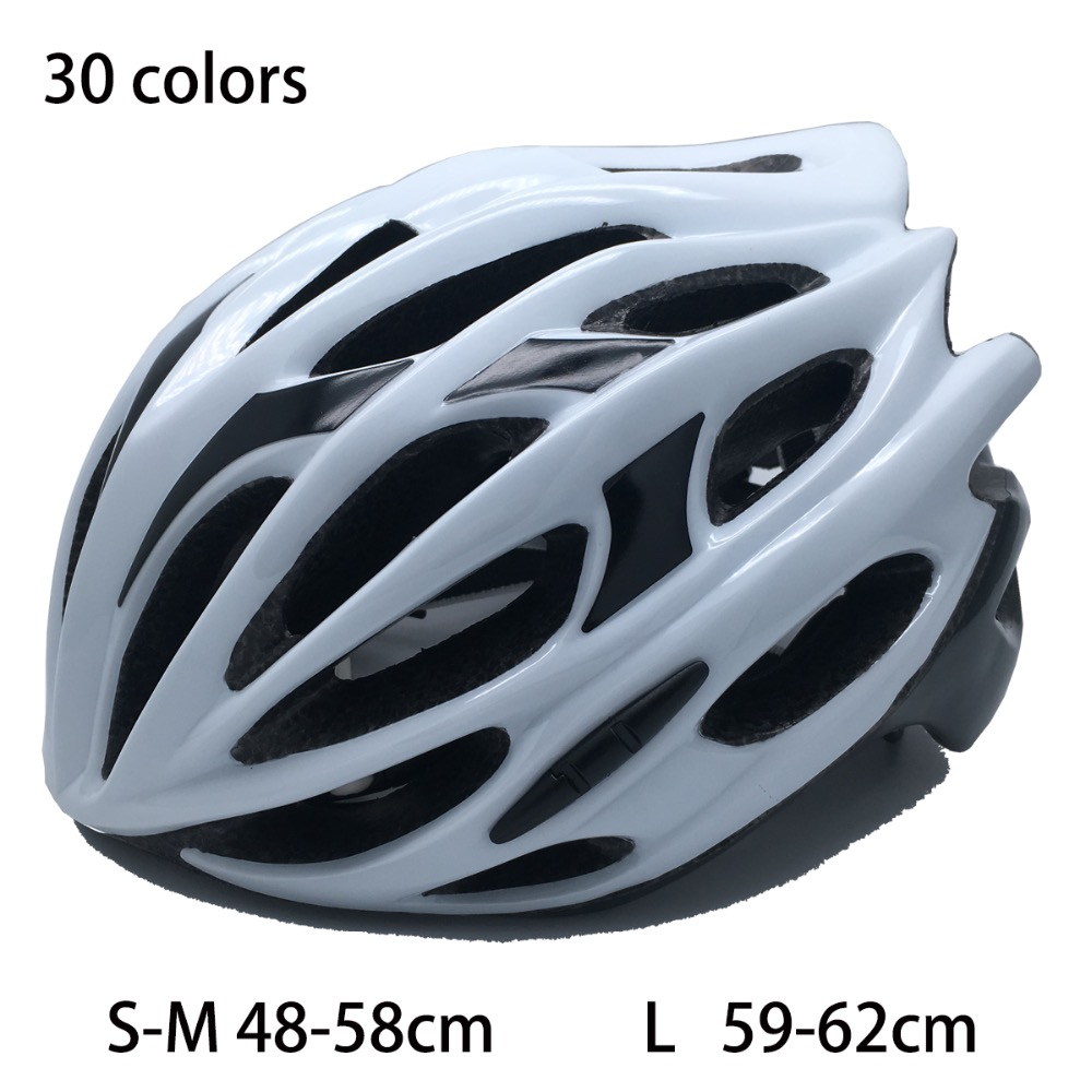 Tour de France Cycling Helmet Super Light 230g mtb Adults mojito Bicycle helmets Accessories EPS+PC Adjustable Size 48-58cm<br>