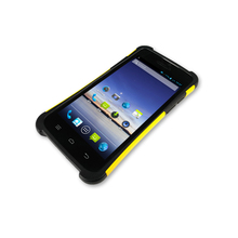 android pda rfid reader handheld android rugged pda pda mobile phone 2D Barcode scanner 5 inch pda