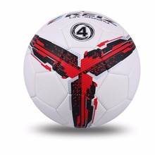 High Quality Official Size 4 Standard PU Soccer Ball Training Football Balls Training With Gift Net Needle 4203(China)