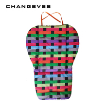Stroller liner Soft Thick Pram Cushion Chair BB Car Umbrella Cart Seat Pad Liner Infant Stroller Mat For Baby Kids(China)