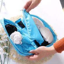 Portable Protect Bra Underwear Lingerie Case Travel Organizer Bag Waterproof DIY Storage Boxes