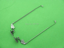 New Laptop Hinges for DELL N5110 PN: 34.4IE03.201 34.4IE04.201 34.4IE04.XXX 34.4IE03.XXX Notebook Left+Right LCD Screen Hinges