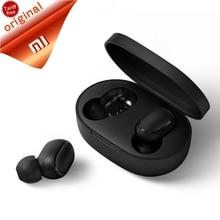 InStock Xiaomi Redmi AirDots True Wireless Bluetooth 5.0 Headset Mini Earphones Auto Charging Box Earbuds DSP Noise Reduction(China)