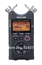 Hot selling Tascam dr-40 handheld digital voice recorder professional recording pen original brand Wholesale Promotions Fine