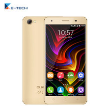 Oukitel C5 Smartphone MT6580 Quad Core 2GB RAM 16GB ROM CellPhone 5.0 Inch 1280*720 Screen Dual SIM Android 7.0 Mobile phone