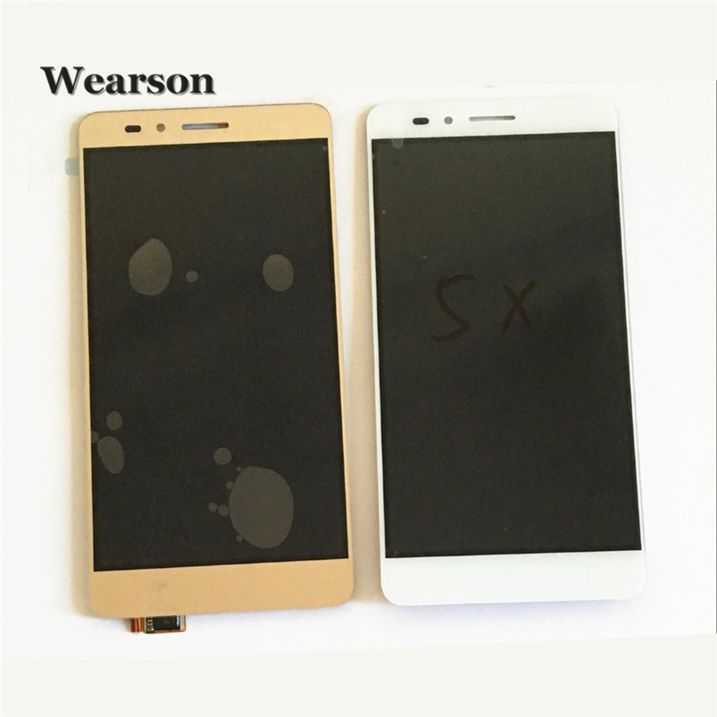 For Huawei 5X KIW-TL00 KIW-UL00 KIW-CL00 LCD Display Panel Touch Screen Digitizer Assembly Free Shipping With Tracking Number<br><br>Aliexpress