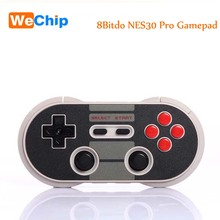8Bitdo NES30 Pro Wireless Bluetooth Controller Dual Classic Joystick Pc for iOS Android Gamepad Game Controller PC Mac Linux(China)