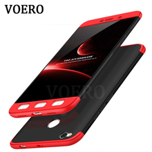 VOERO Luxury Case For Xiaomi Redmi NOTE 4 4X Phone Shell 360 Degree Protective Cases For Xiaomi Redmi NOTE 4 4X Case Cover(China)